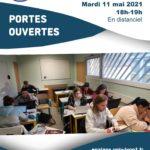 11 mai, 18h : Portes Ouvertes Egal'APS